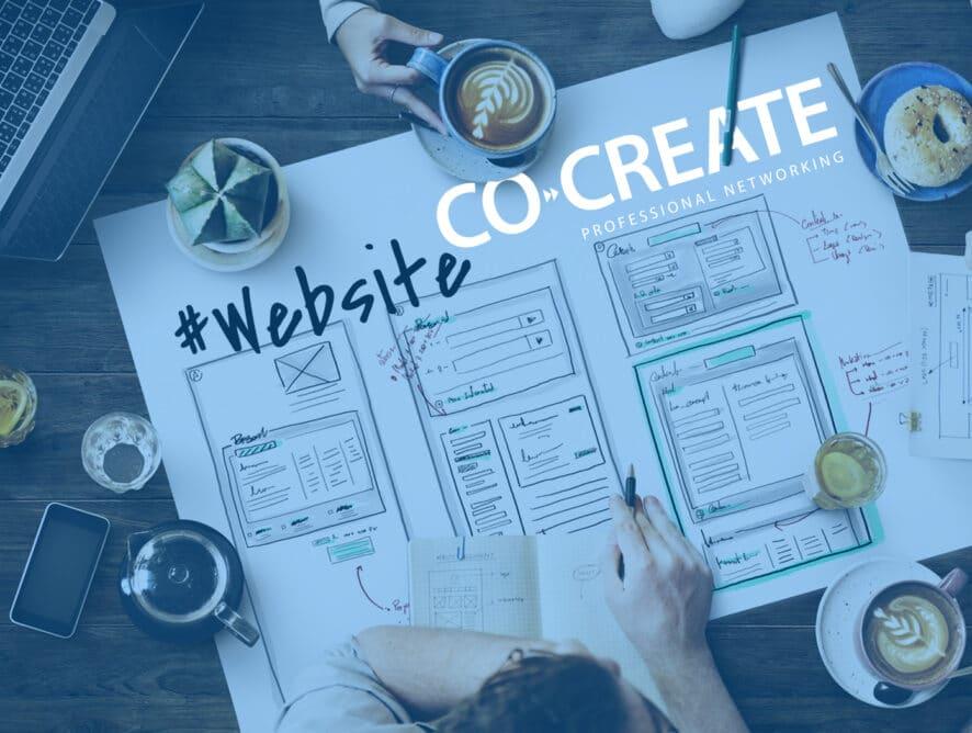 Modern, übersichtlich und aktuell – Co-Create.de in neuem Design
